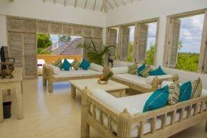Ocean Luxury Four Bedroom Villa
